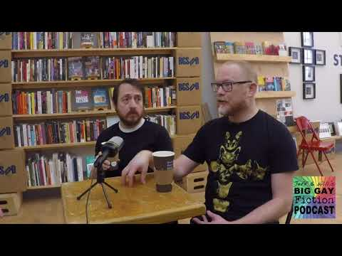 Donnie Jochum & Greg Newton from Bureau of General Services-Queer Division - BGFP Interview