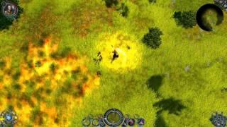 Sacred 2: Ice and Blood (PC) - Dragon Air Strike! [HD]