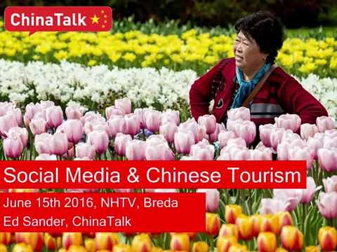 Social Media and Chinese Tourism