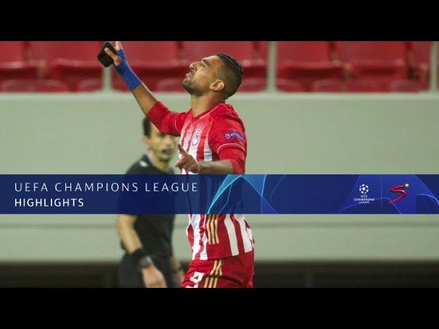 UEFA Champions League | Olympiacos Piraeus v Olympique Marseille I Highlights