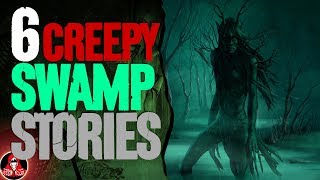 6 TERRIFYING Swamp Encounters