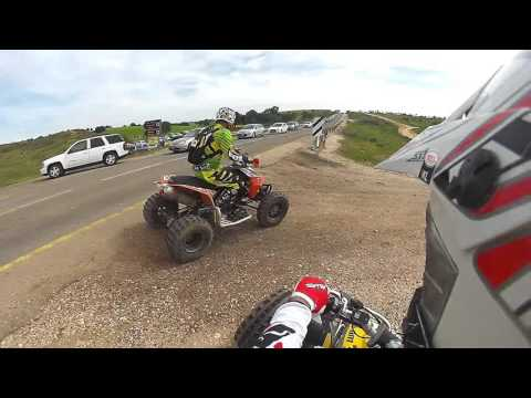 can am ds 450, ktm 525 and yfz 450r last Saturday ride