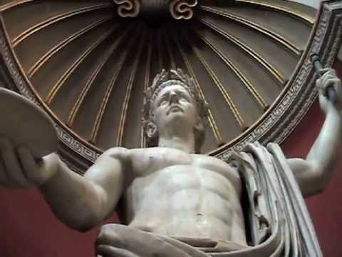 The Vatican Museum Comprehensive Tour Part 1