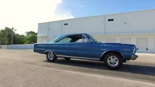1967 Plymouth GTX 440 (Numbers Matching)