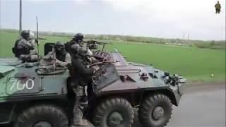 Война в Украине. Как захватывали город Славянск. Спустя три года