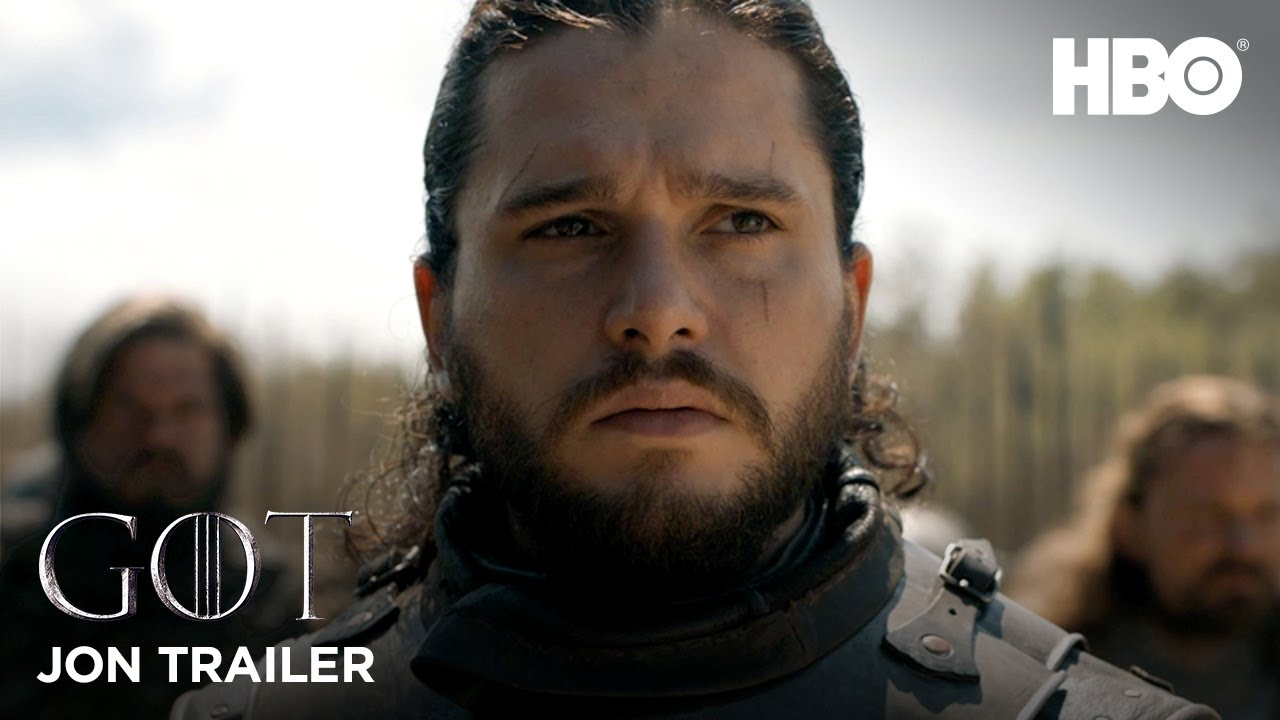 Game of Thrones | Official Jon Snow Trailer (HBO)