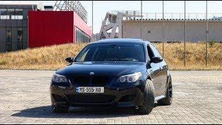 Legendary BMW M5 V10 507PS