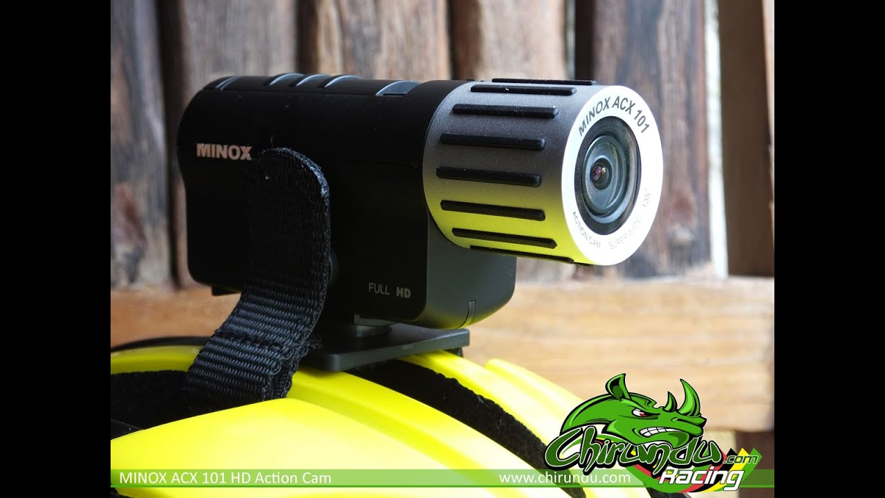minox acx 101 hd action camera second test cycling youtube. Black Bedroom Furniture Sets. Home Design Ideas