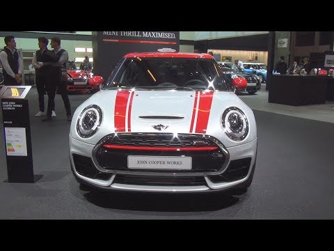 MINI John Cooper Works Clubman ALL4 231 hp (2017) Exterior and Interior in 3D