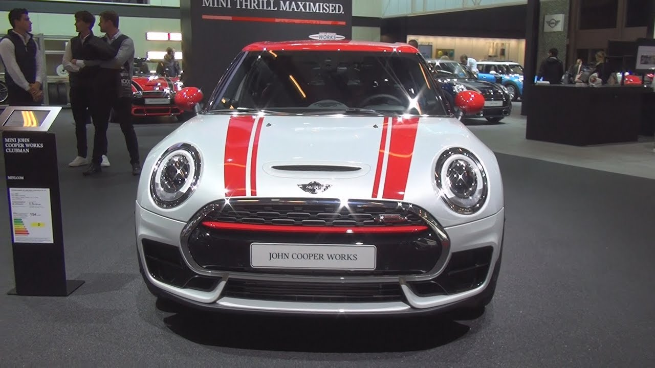 Mini John Cooper Works Clubman All4 231