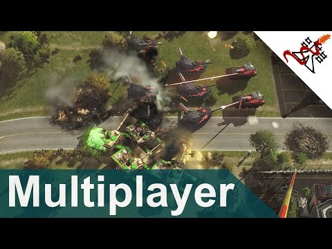 Act of Aggression REBOOT Edition - 4P FREE FOR ALL MADNESS | Multiplayer Gameplay