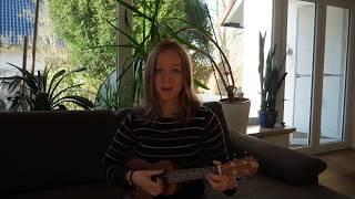 Sara bareilles cover (ukulele+ voice ...