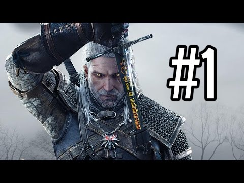 LET THE HUNT BEGIN! - The Witcher 3: Wild Hunt - Walkthrough / Playthrough / Gameplay- Part 1 thumbnail