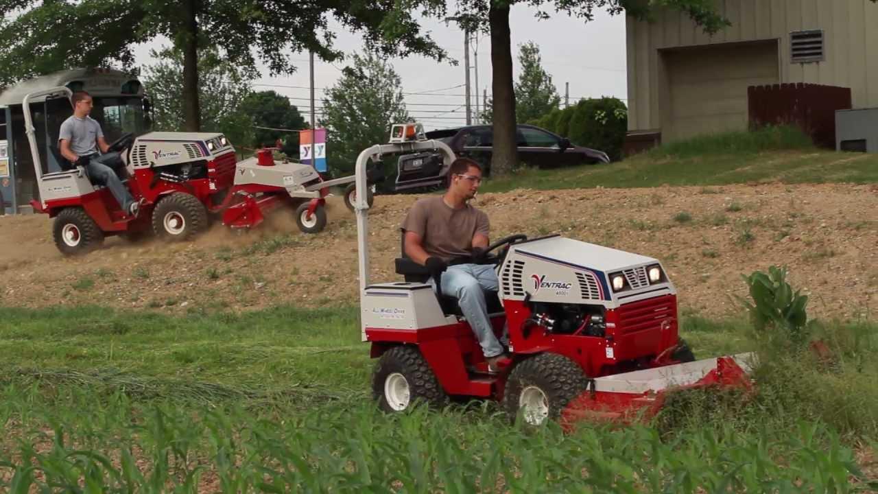Ventrac 4500Z Compact Tractor