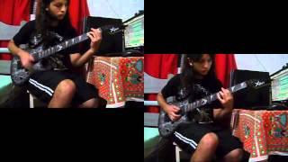 Avenged Sevenfold - M.I.A all guitars cover with Backing Track