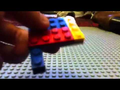 How to build a LEGO candy machine mechanism - YouTube
