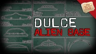 Aliens in Dulce, New Mexico?