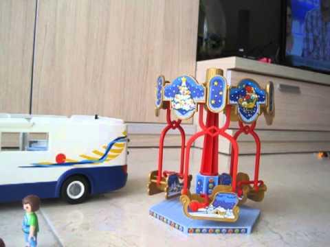 Los playmobil en el tio vivo youtube for Autocaravana playmobil