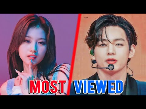 TOP 10 MOST VIEWED KPOP MV OF EACH MONTH 2020