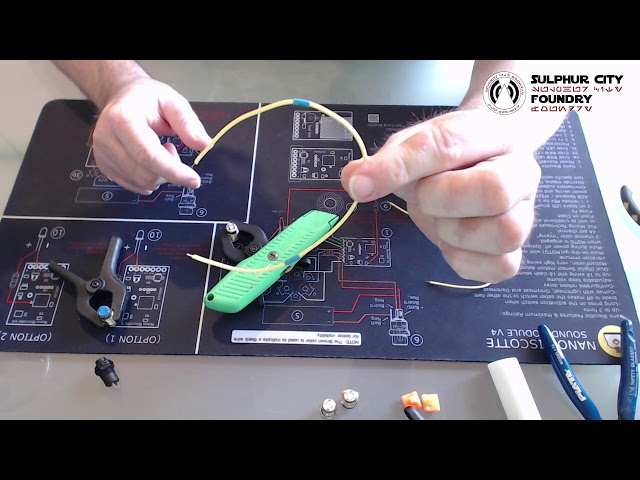 How to Wire Switches for Saberforge, Ultrasabers & More : Two Common Methods