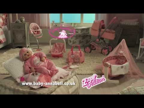 Smyths Toys - Baby Annabell Accessories