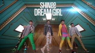SHINee - Girls, Girls, Girls [Audio] Dream Girl Album