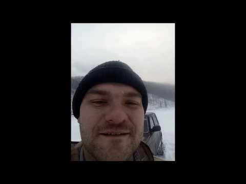 Красноярское море, ловля леща в декабре ,,,