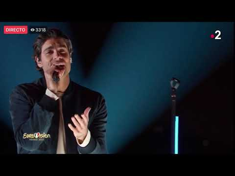Tom Leeb - The Best In Me - France 🇫🇷 - Song Reveal - Eurovision 2020