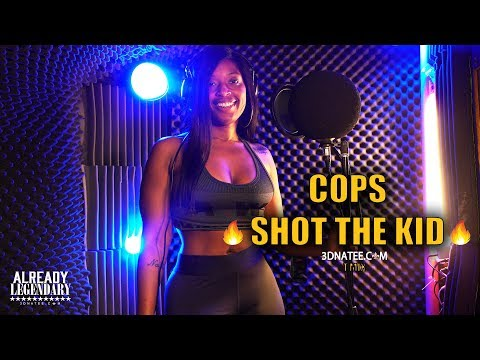 Nas - Cops Shot The Kid T.Mix @3DNATEE [MME28}