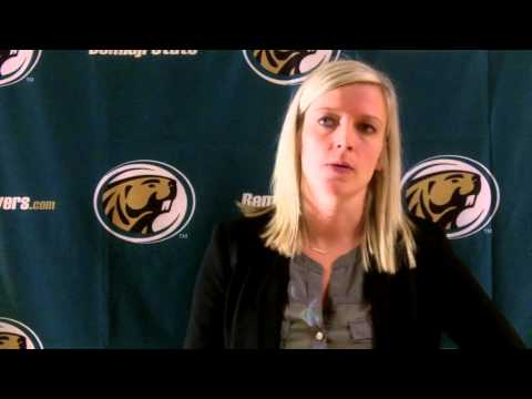 Bemidji State Women's Basketball Post-Game vs. Minnesota Duluth - Jan. 9, 2016