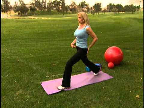 Balance Exercises for a Better Golf Swing