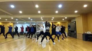 싸이 (psy) - 뉴페이스 (new face) 안무 psy's dancers practice