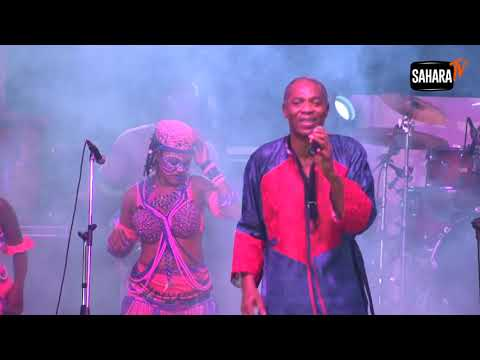AFROBEATS: Femi Kuti Performs At The 2017 Felabration Festival