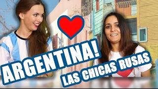 Angelica habla sobre ARGENTINA Parte 1
