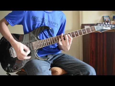Of Mice & Men-Away Guitar Cover