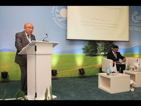 Li Xin: The economic development belt of the Silk Road