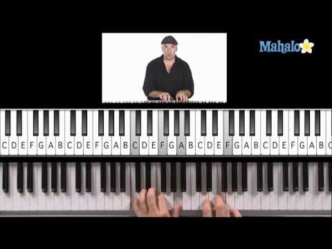Learn Piano HD: How to Play Twinkle Twinkle Little Star (Chords and Melody) on Piano