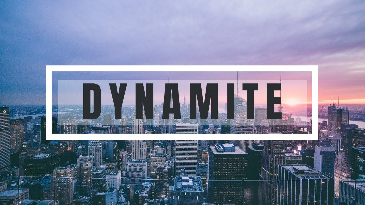 MGJ - Dynamite (Copyright Free Music Release) Royalty Free