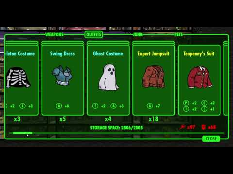 Fallout Shelter October 2019. Halloween Lunch Box Opening X11