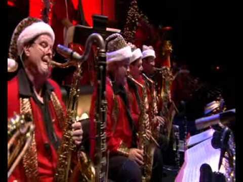 The Brian Setzer Orchestra CHRISTMAS EXTRAVAGANZA! 2