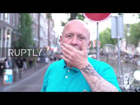 Netherlands: Face masks mandatory in Red Light District as Amsterdam enforces rule in busy places