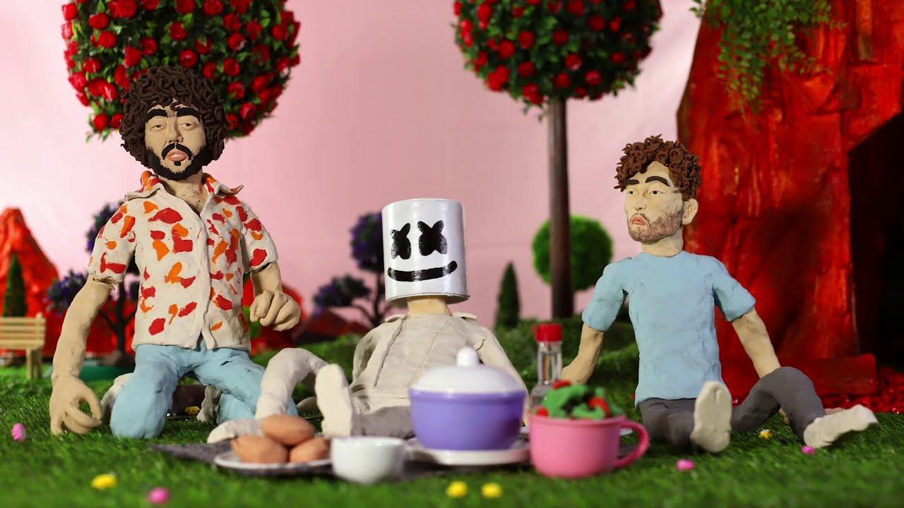 benny blanco, Marshmello & Vance Joy - You (Official Music Video)