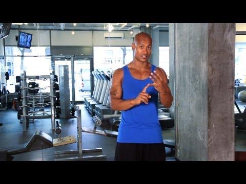 Basic Workout Routine Ideas   Gym Workout