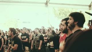 Teksuo - The Hands Of War (Official Video) @Resurrection Fest