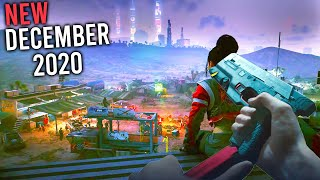 Top 10 NEW Games of December 2020