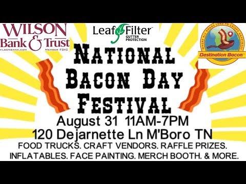 Murfreesboro Bacon Festival 2019