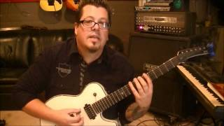 IF YOU DONT LIKE THIS SONG?ITS GAME ON!! Sum 41 - Fatlip - Guitar Lesson by Mike Gross