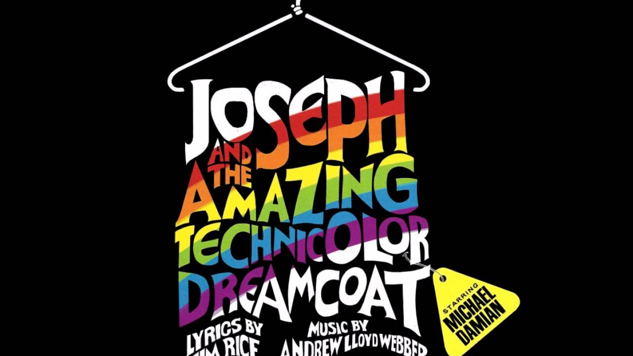 Any Dream Will Do Lyrics - Joseph And The Amazing ...
