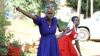 The Lato fight. Kansiime Anne. African Comedy