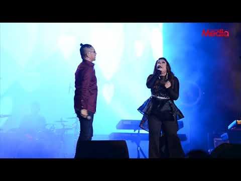 UNGU ft IDAYU - TERCIPTA UNTUKKU - Konsert Terunggul Afgan & Ungu